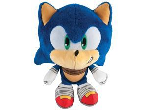 Sonic Boom 6 Inch Head Plush - Sonic