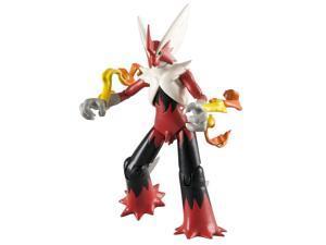 Pokemon Hero 6 inch Action Figure - Mega Blaziken
