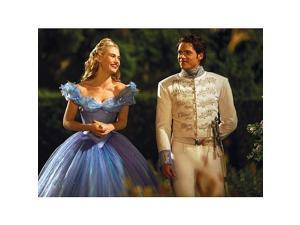 Disney's Cinderella and Prince 300 Piece Oversized jigsaw puzzle