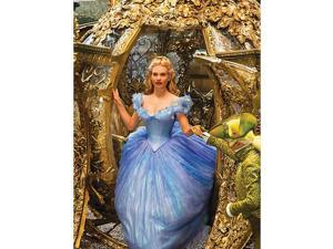 Disney's Cinderella in Coach 300 Piece Oversized jigsaw puzzle