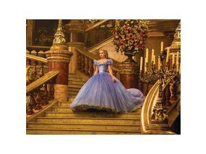 Disney's Cinderella on Staircase 300 Piece Oversized jigsaw puzzle