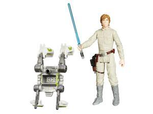 "Star Wars The Empire Strikes Back 3.75"" Figure Forest Mission Luke Skywalker B"