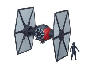 "Star Wars The Force Awakens 3.75"" Vehicle First Order Special Forces TIE"