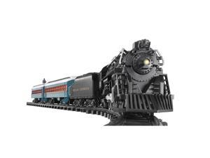 The Polar Express Battery Powered Ready-To-Run G-Gauge Train Set