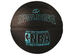 NBA Street Phantom Basketball - Neon Blue