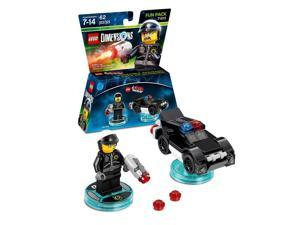 LEGO Dimensions Fun Pack- Bad Cop The LEGO Movie