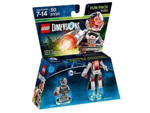 LEGO Dimensions Fun Pack- DC Cyborg