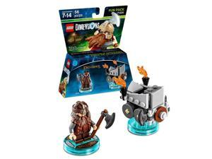 LEGO Dimensions Fun Pack- Gimli The Lord of the Rings