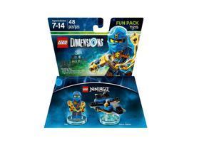 LEGO Dimensions Fun Pack- Ninjago Jay