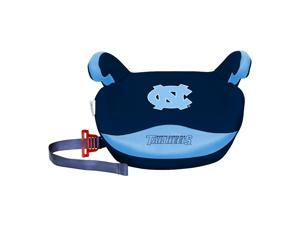 Lil Fan Premium Slimline No Back Booster Seat - North Carolina Tar Heels