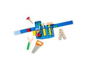 Melissa and Doug Deluxe Tool Belt Set