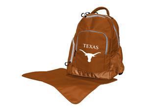 Lil Fan Backpack Diaper Bag - NCAA Texas Longhorns