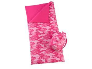 KidKraft Sleeping Bag - Pink Camo
