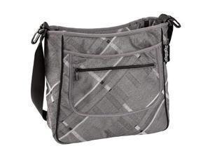 Peg Perego Borsa Soft Diaper Bag - Portraits Grey