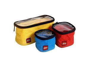LEGO 3-Piece Toy Organizer Cubes