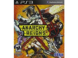 Preowned Anarchy Reigns for Sony PS3