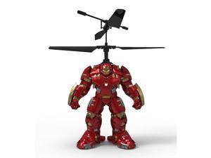 Marvel Comics Hulkbuster 2CH IR Remote Control Helicopter
