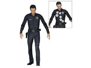 "Action Figure - Terminator Genisys - Police Disguise 7"" T-1000 New 42186-2"