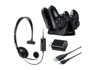 dreamGEAR Essential Gaming Kit for Sony PS4