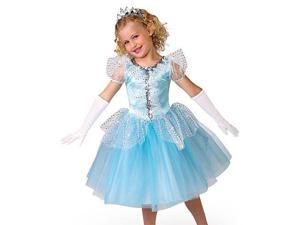 A Wish Come True Cinderella Dress - Blue XS
