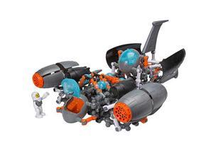 ZOOB Galax-Z Z-Star Explorer Building Toy Set 337 Pieces