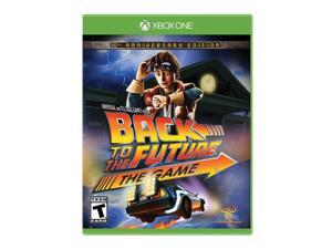 Back to the Future: The Game - 30th Anniversary Edition for Xbox One