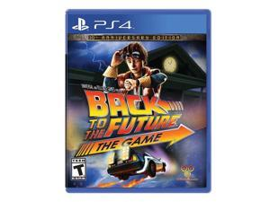 Back to the Future: The Game - 30th Anniversary Edition for Sony PS4