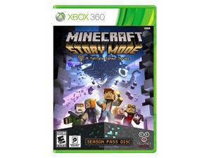 Minecraft: Story Mode - Season Pass Disc for Xbox 360