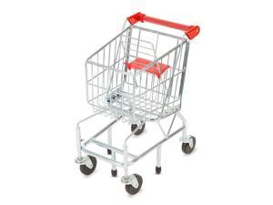 Melissa & Doug Grocery Shopping Cart Toy