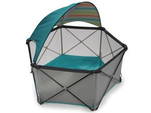 Summer Infant Pop 'n Play Ultimate Play Yard with Canopy
