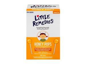 Little Remedies Sore Throat Pops - 10 Count