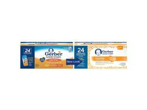 Gerber Good Start Stage 1 Gentle Non-GMO Ready to Feed Infant Formula 8.45 Oun