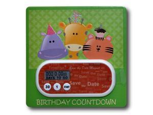 Countables Birthday Timer: Party Animals