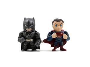 Jada Toys DC Comics Metals Diecast Batman v Superman 4 inch Figure - 2 Pack