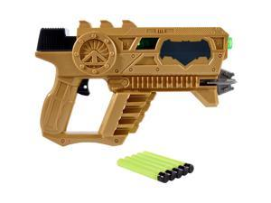 DC Comics Batman v Superman: Dawn of Justice Kryptonite Strike Blaster