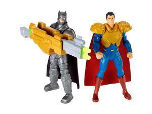 Batman v Superman Ultimate Battle Batman v Superman Action Figure 2 Pack