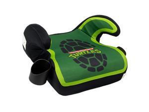 KidsEmbrace Fun Ride Backless Booster Car Sea - Teenage Mutant Ninja Turtles