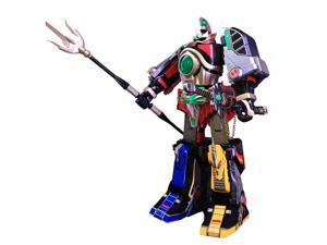 Mighty Morphin Power Rangers Legacy Thunder Megazord
