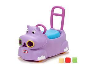 Little Tikes Scoot Around Animal Riding Toy - Hippo