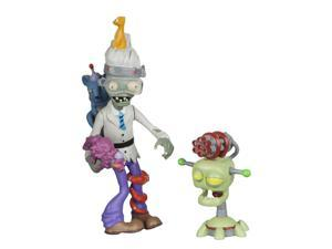 Plants vs. Zombies GW2 - 3 inch Zoologist with Laser Turret