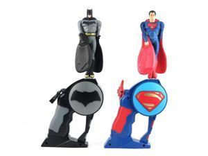 Flying Heroes DC Comics Batman and Superman - 2 Pack