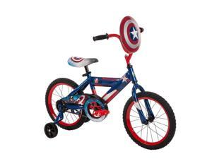 Boys' 16 Inch Huffy Captain America Bike