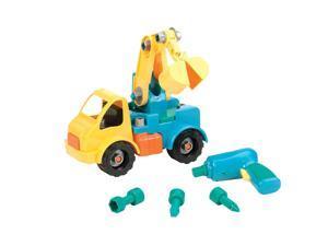 Battat Take Apart Crane Truck