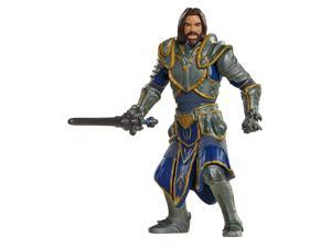 Warcraft Mini Figure - Lothar vs. Horde Warrior