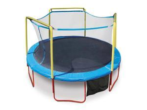 Little Tikes 14 Feet Huge Bounce Trampoline with Enclosure