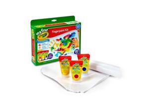 My First Crayola Finger Paint Kit