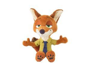 Disney Zootopia 7.5 inch Small Plush Figure - Nick Wilde