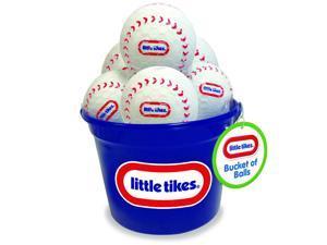 Little Tikes Bucket of Baseballs - 5 Count