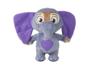 Disney Zootopia 2-in-1 11 inch Talking Plush Figure - Ele-Finnick