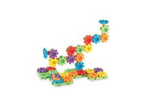 Learning Resources Gears! Gears! Gears! 60-Pieces Starter Building Set